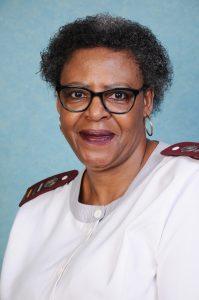 Deborah Mokone Professional Nurse