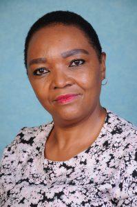 Maureen Motshabi Departmental Head